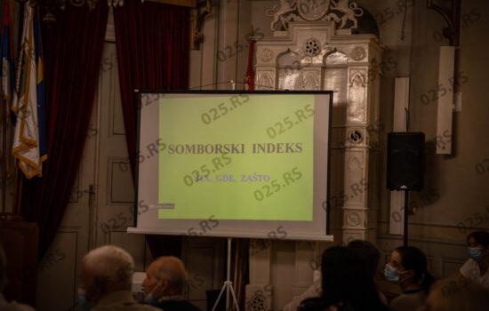Somborski indeks