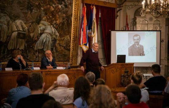 Prof. dr Gutman - Somborski indeks