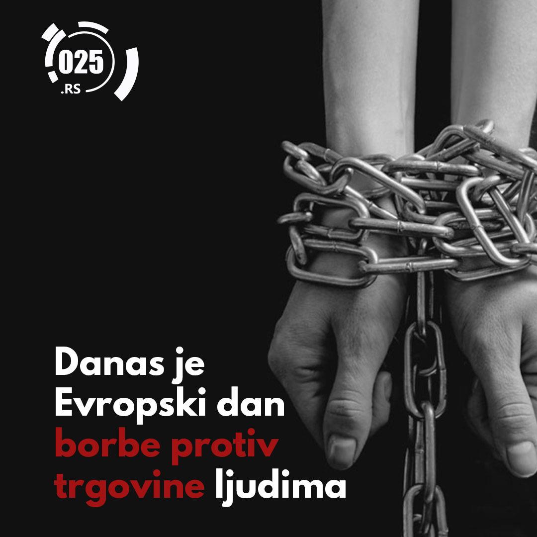 borba protiv trgovine ljudima